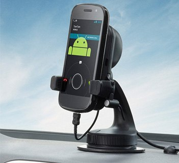 TomTom Hands Free Car Kit For Smartphones