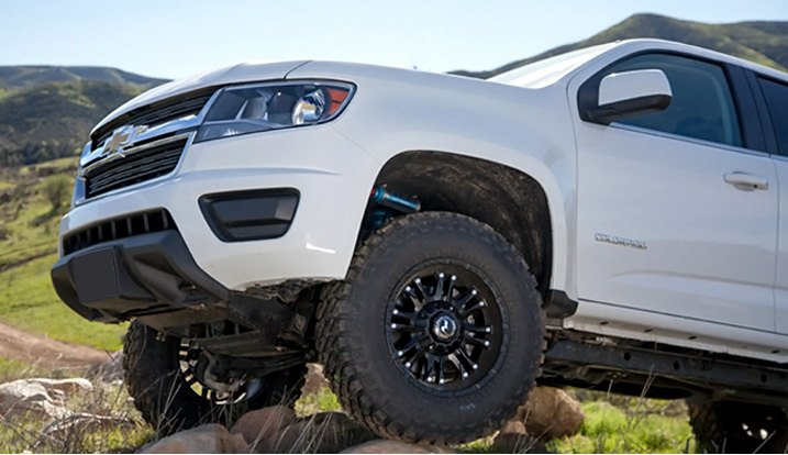Body Lifts & Suspension Lifts From 2 to 10 Inches | What are