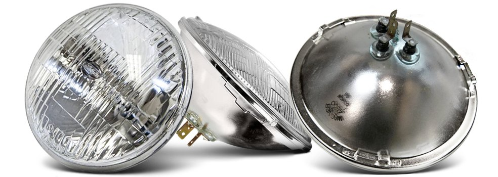 Image result for sealed beam headlights