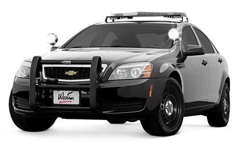 Westin Push Per Elite Installed On Chevy Caprice