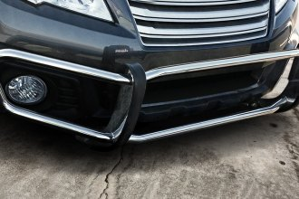 Bumper Guards: Full-Width Protection in the City and the Country