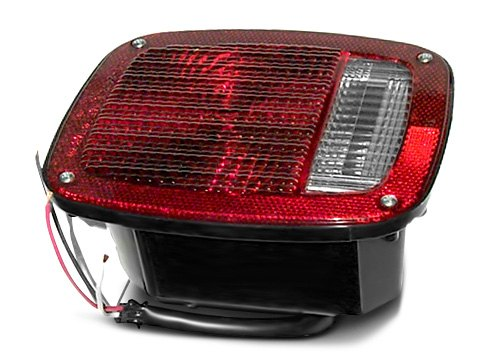 Goodmark Replacement Tail Light Assembly