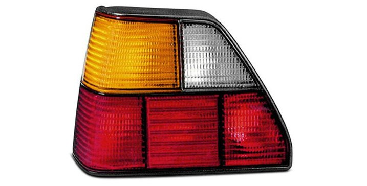Hella Replacement Tail Light Assembly