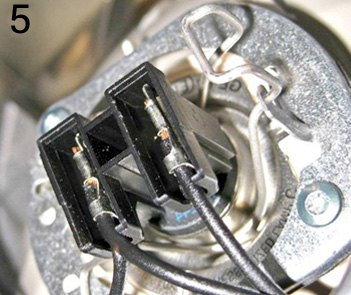 Bulb Electrical Wiring Connector