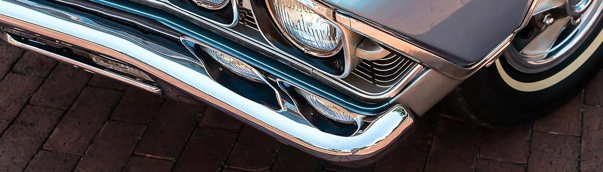 Chrome Bumpers: The Good Old Days When Bumpers Were Metal