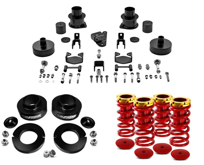 Variety Of Lift Kits / Spacers / Springs