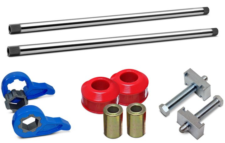 Performance Oriented Torsion Bars Components