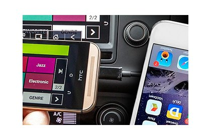 How Can I Connect My Smartphone or iPod to My Car Radio?