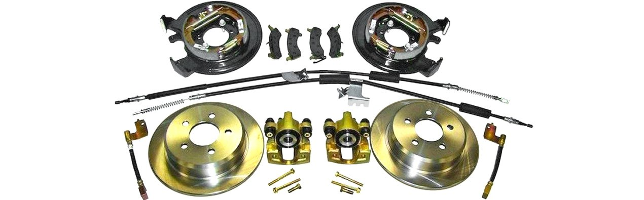 Crown Brake Conversion Kit