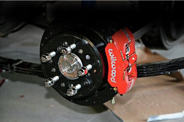 Wilwood Brake Kit