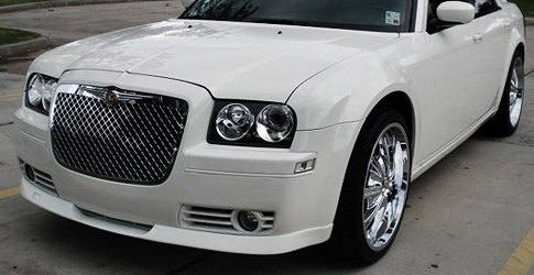 Chrysler 300 Custom Headlights