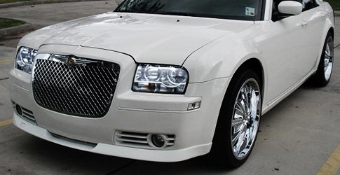 Chrysler 300 Factory Headlights