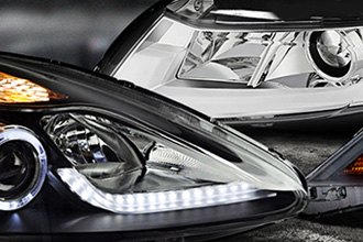 Custom And Factory Headlamp Glossary