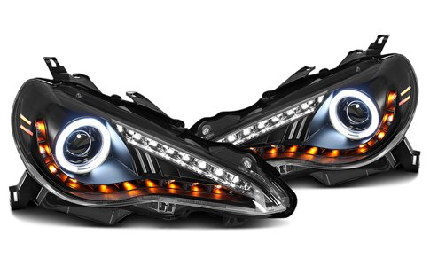 Spec D LED Headlights