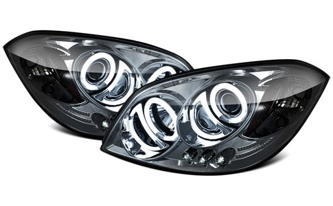 Spyder Halo Headlights