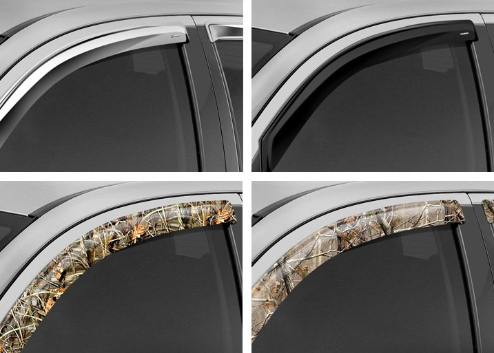 Window Deflectors Product Options Field