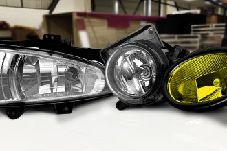 Factory Fog Lights | Perfect For Replacement Or Upgrade