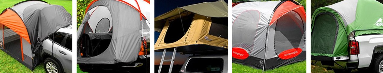 Automotive Tents Variety