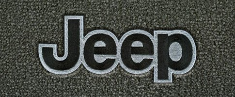 One Piece Jeep Logo