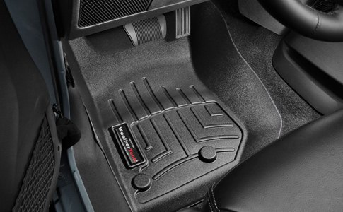 WeatherTech Custom Fit Textured Floor Liner