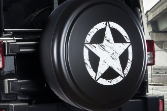 Four Great Reasons to Use a Spare Tire Cover
