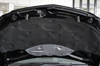 Hood Insulation Pads - The Finishing Underhood Touch