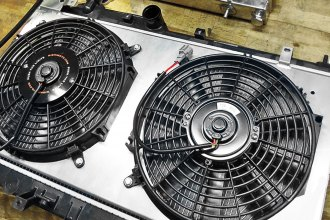 Hot Under The Hood? Performance Cooling Fans Chase Away Excess Heat