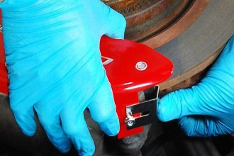 How To Install Caliper Covers