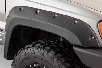 "How To Install ""Cut-out"" Fender Flares"