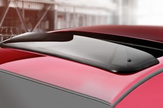 How To Install A Universal Sunroof Visor