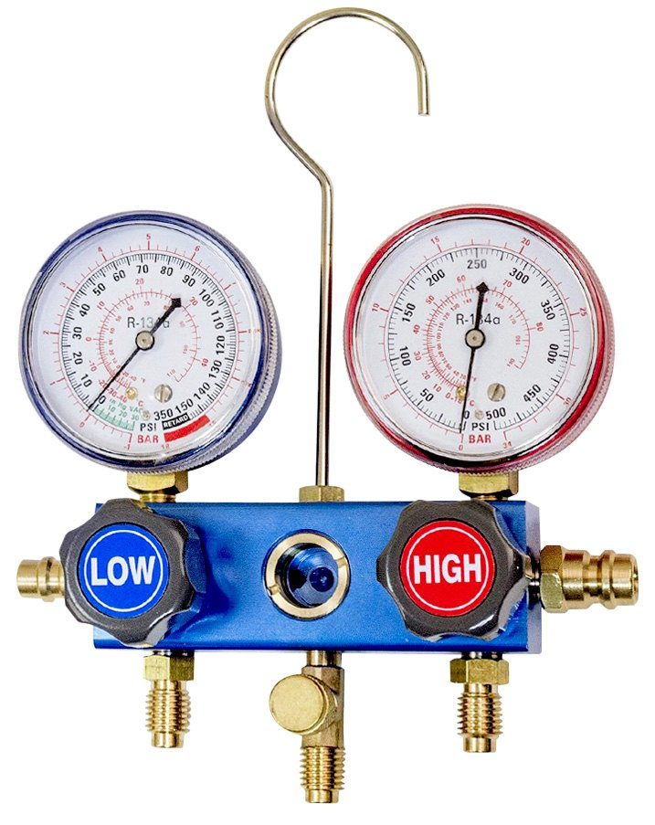 Use gauges to how ac How To