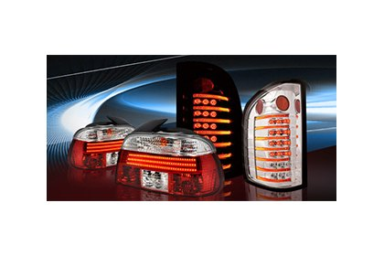 LED Tail lights and Fiber Optics: Functional or Just for Looks?
