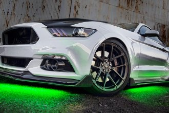 LED Underbody Lights Give Your Ride an Other-Worldly Glow