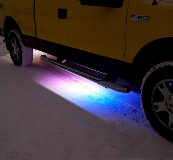 XKGlow Underbody Exterior LED Kit