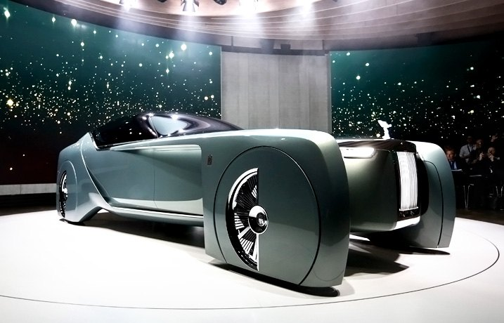 Concept Car Introduced To Public