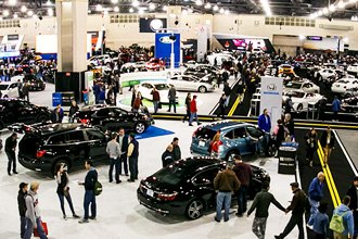 New Car Auto Shows | A Perfect Beginning To The Shopping Experience