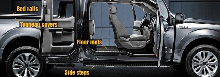Ford F 150 Accessories