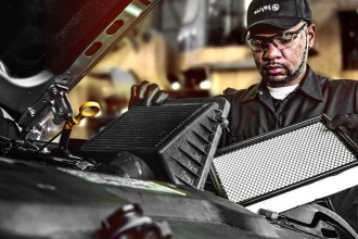 The Real Cost of Your Car's Cheap Factory Air Filter