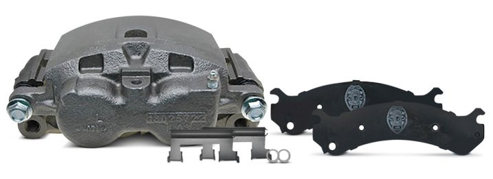 AC Delco Specialty Loaded Calipers