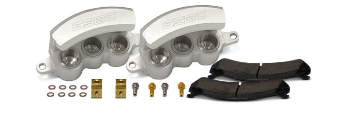 SSBC Tri-Power HD Quick Change Front Calipers