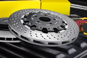 Repair vs Performance Parts | Brake Pads & Rotors