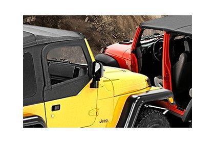 Replacement Soft Tops for Your Jeep Or 4x4