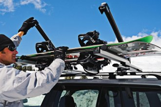 Rooftop Carriers Can Carry All Your Winter Sports Equipment