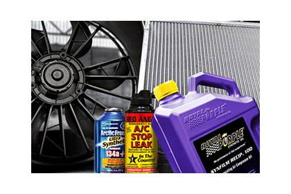 Servicing Your Vehicle's Cooling System