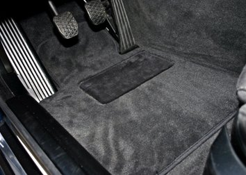 Original Factory Floor Mat Gray