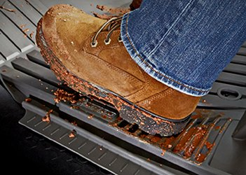 Floor Mats Offer Excellent Protection Against Mud