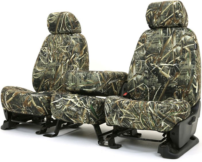 Camouflage Pattern Seat Covers