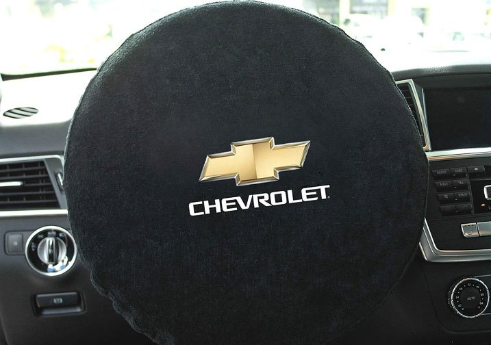 Chevy Steering Wheel Cover