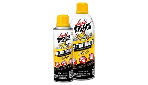 Liquid Wrench Penetrating Oil Spray