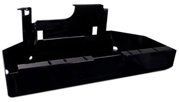 Jeep Wrangler Fuel Tank Skid Plate